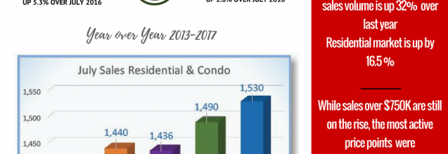 Ottawa Real Estate Market Snapshot July 2017