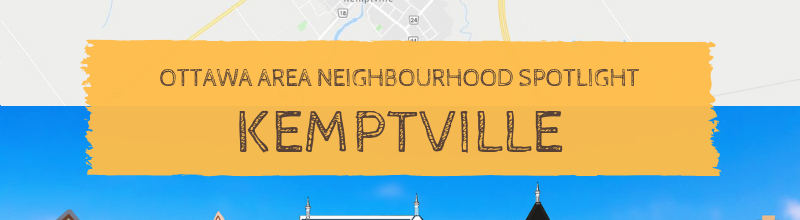 "Neighbourhood Snapshot: Kemptville ""Green and Growing"""